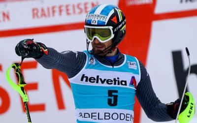 Gli slalomgigantisti nuovamente in azione sul ghiacciaio di Saas Fee. Gli juniores sottoposti a test fisici presso lo Sport Service Mapei