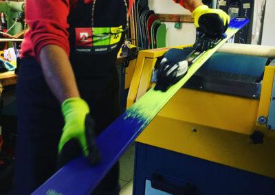 lab ski milano rodano